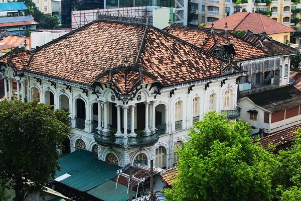 Biệt thự gần 800 tỷ của 2 cụ bà trăm tuổi ở Sài Gòn 1