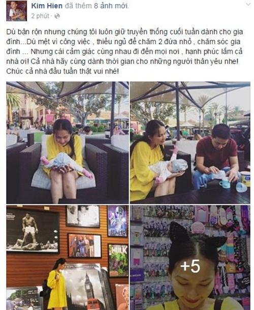Facebook sao Việt: Sự trùng hợp ngẫu nhiên trong sinh nhật Duy Nhân 6