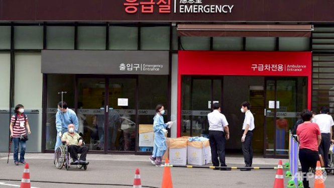 Một ca tử vong do biến chứng của virus Mers tại Hàn Quốc  1