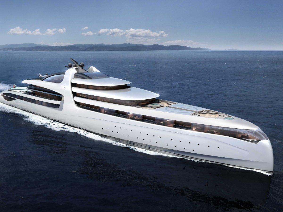 Siêu du thuyền hơn 1 tỷ USD sang trọng nhất thế giới 1