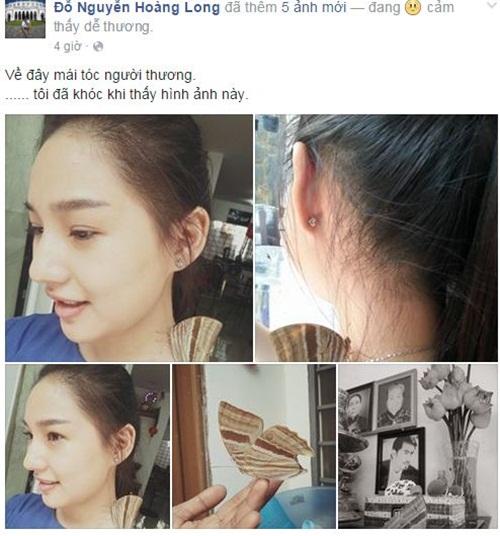 Facebook sao Việt: Sự trùng hợp ngẫu nhiên trong sinh nhật Duy Nhân 1