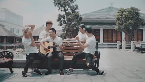 MV Này cô em xinh của Nguyễn Đức Cường làm nóng Vpop 5