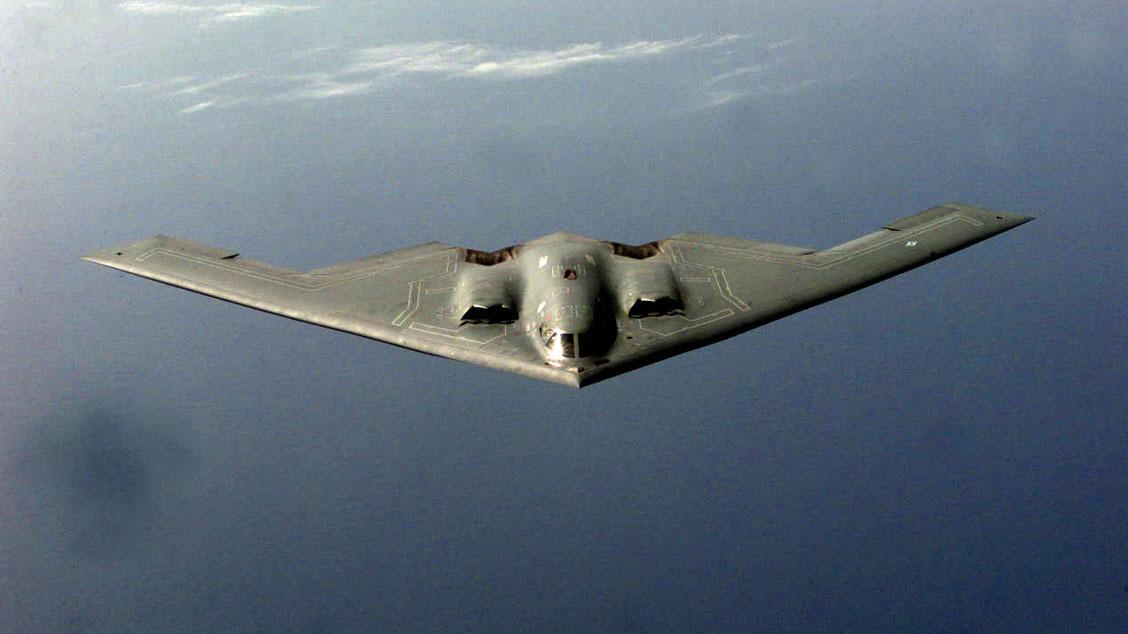 Không quân Mỹ sắp thông báo KQ trúng thầu máy bay ném bom 80 tỷ USD 1