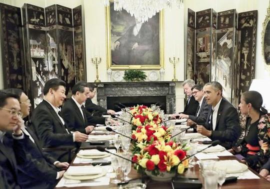 Obama quyết định tuần tra Biển Đông ngay sau bữa tối với Tập Cận Bình 1