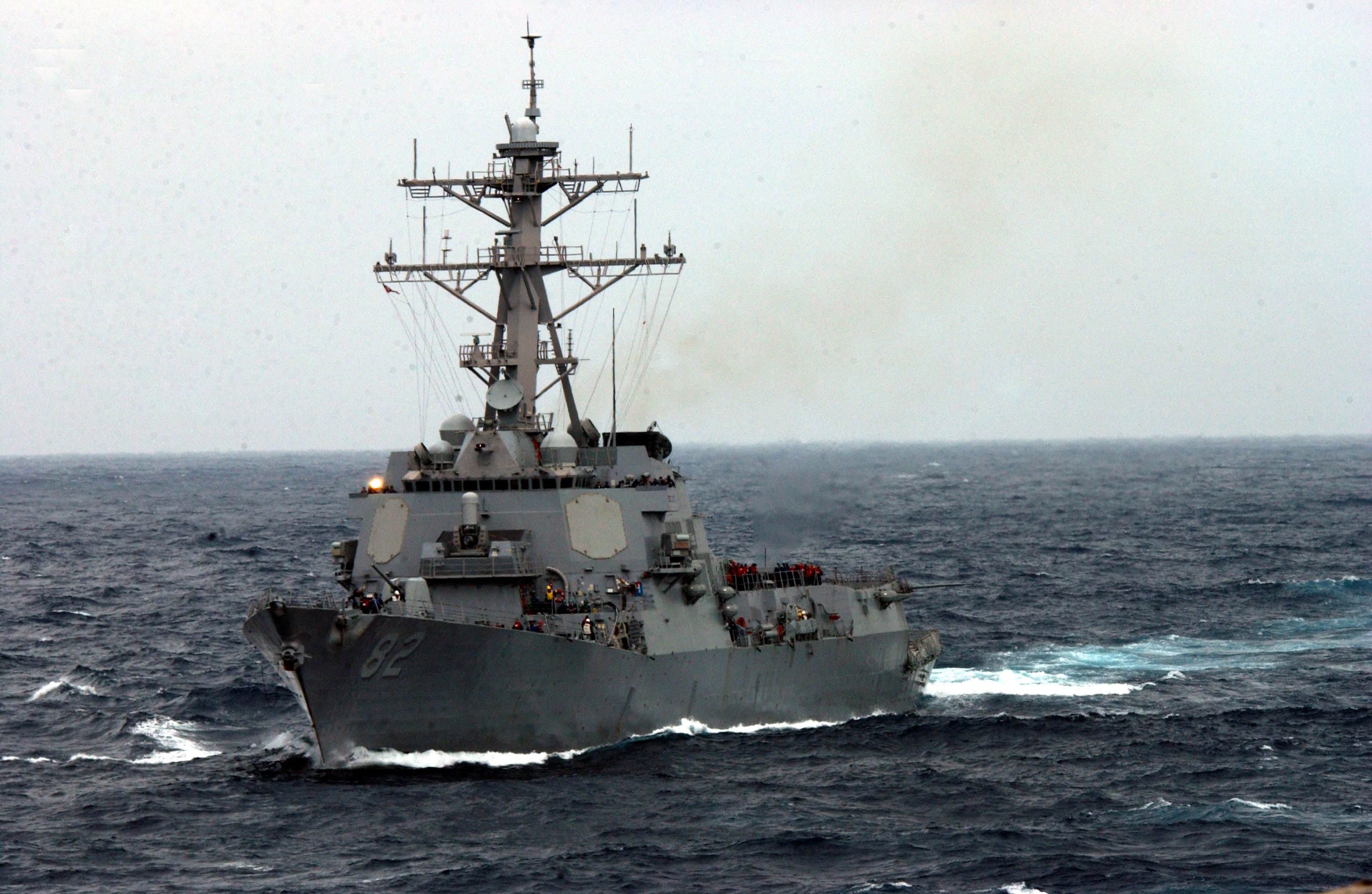 TQ tố Mỹ tuần tra Biển Đông là phóng đại, phô diễn sức mạnh 1