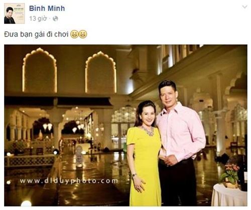 Facebook sao Việt: Ngỡ ngàng trước vẻ trẻ trung của Tăng Thanh Hà 9