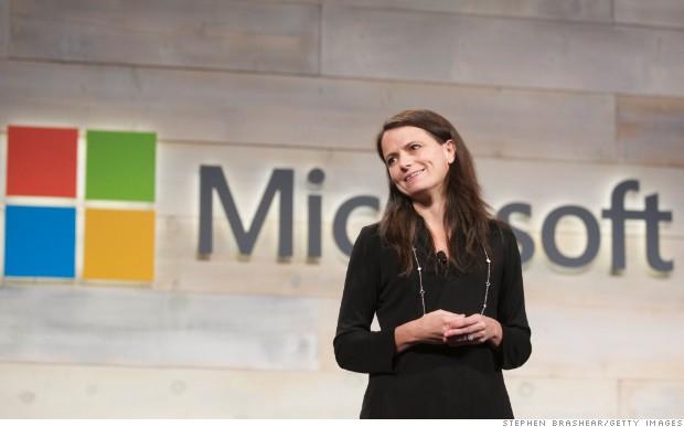 Top 7 CEO nữ sở hữu mức lương khủng nhất ngành công nghệ 5