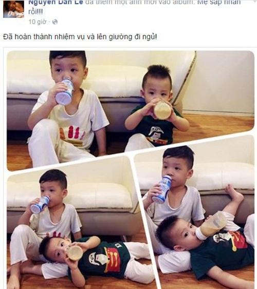 Facebook sao Việt: Ngỡ ngàng trước vẻ trẻ trung của Tăng Thanh Hà 5