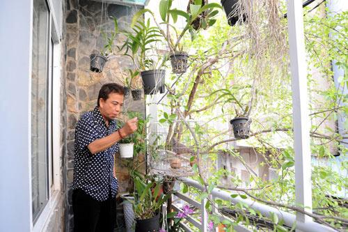 Danh hài Hồng Tơ tiết lộ nhà riêng 6