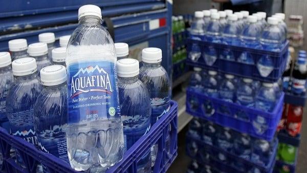 Aquafina Mỹ thừa nhận dùng nước lã đóng chai 1