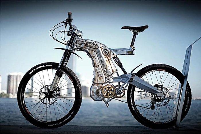 """""""Sốc"""" vì chiếc xe đạp Hoàng tử Monaco giá gần tỷ đồng 1"""