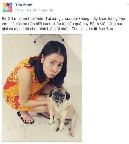 Facebook sao Việt: Ngỡ ngàng trước vẻ trẻ trung của Tăng Thanh Hà 2