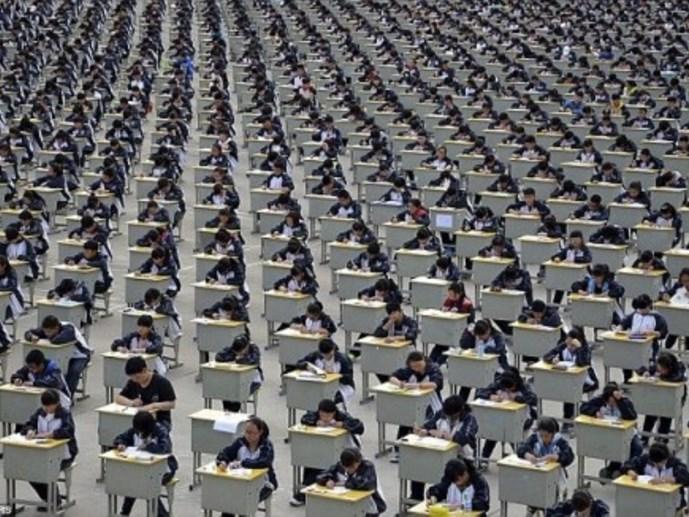 Trung Quốc: Gian lận thi cử có thể bị phạt 7 năm tù 1