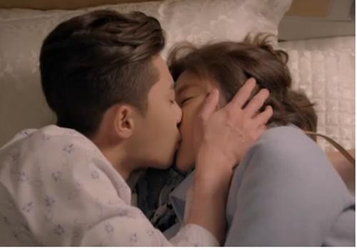 She was pretty tập 13: Ji Sung Joon say đắm trao Hye Jin nụ hôn kiểu Pháp 1