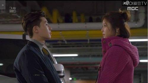 She was pretty tập 13: Ji Sung Joon say đắm trao Hye Jin nụ hôn kiểu Pháp 7