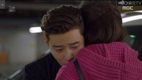 She was pretty tập 13: Ji Sung Joon say đắm trao Hye Jin nụ hôn kiểu Pháp 9
