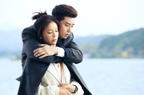 She was pretty tập 13: Ji Sung Joon say đắm trao Hye Jin nụ hôn kiểu Pháp 12