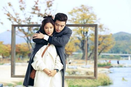 She was pretty tập 13: Ji Sung Joon say đắm trao Hye Jin nụ hôn kiểu Pháp 11