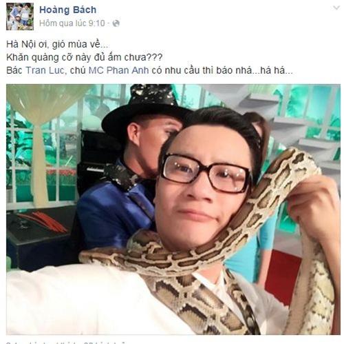 Facebook sao Việt: Khánh Thi tâm sự với con trai đầy tình cảm 13