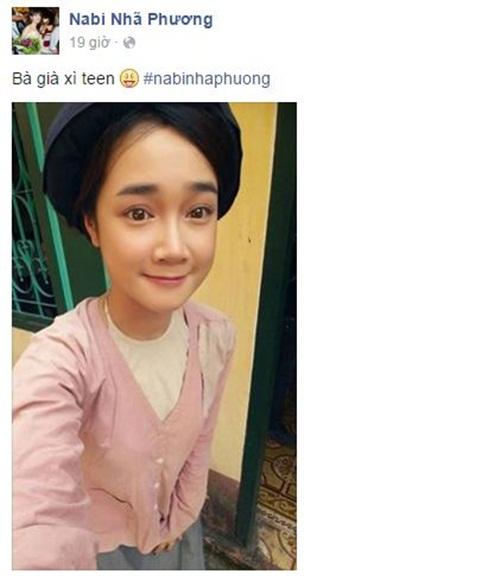 Facebook sao Việt: Khánh Thi tâm sự với con trai đầy tình cảm 9