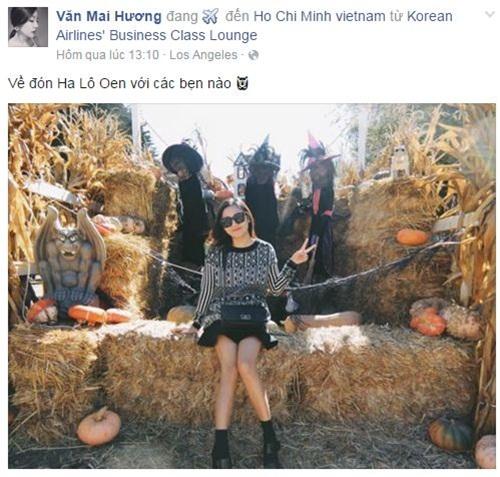Facebook sao Việt: Khánh Thi tâm sự với con trai đầy tình cảm 17