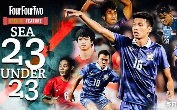 Công Phượng nằm trong danh sách 23 cầu thủ trẻ xuất sắc nhất ĐNÁ 1