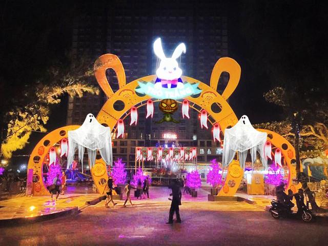 Những địa điểm vui chơi Halloween ở Hà Nội và TP HCM 5