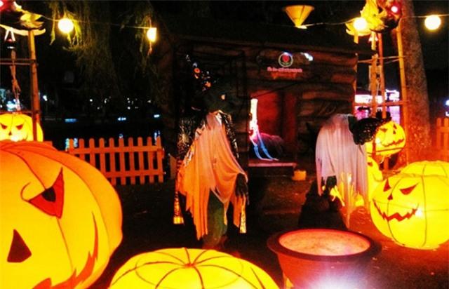 Những địa điểm vui chơi Halloween ở Hà Nội và TP HCM 7