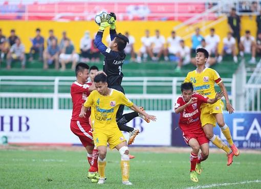 HAGL mượn thủ môn U21 Bình Định để bảo vệ chức vô địch U21 QT 2015 1