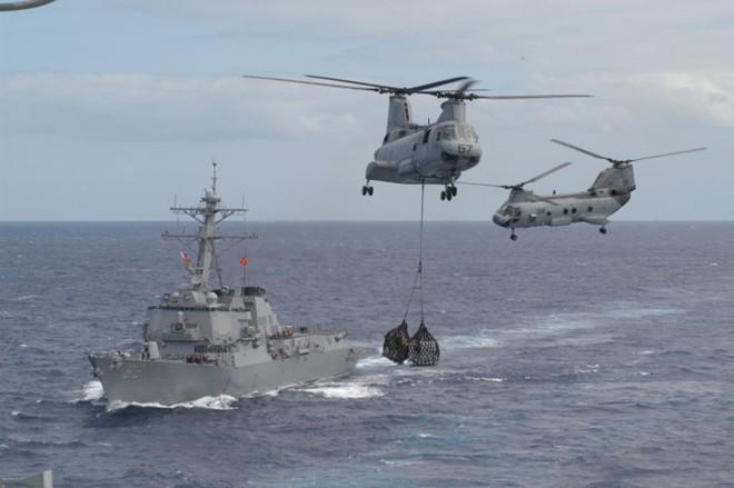 Mỹ - Trung thỏa thuận tránh xung đột trên Biển Đông 1