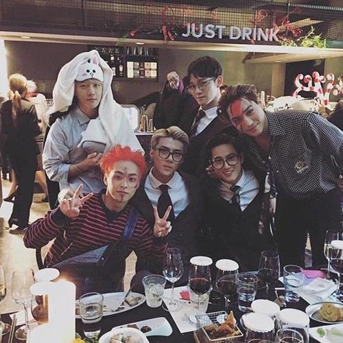 Những kiểu hóa trang Halloween của sao Hàn 10