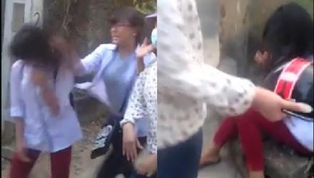 Xác minh clip nữ sinh bị bạn đánh hội đồng xôn xao cộng đồng mạng 1