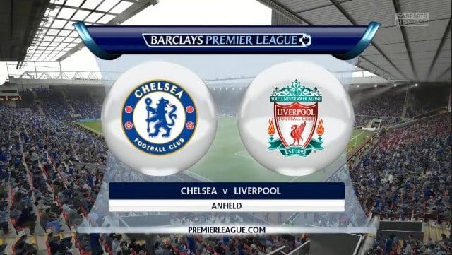 Lịch thi đấu và trực tiếp vòng 11 Ngoại hạng Anh 2015/16: Chelsea vs Liverpool 1