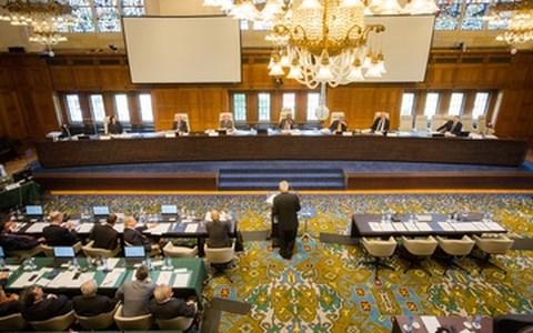 Lý lẽ chủ quyền của Trung Quốc tại Biển Đông bị tòa Quốc tế bác bỏ 1