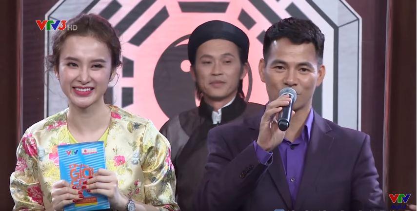 Ơn giời, cậu đây rồi tập 1: Angela Phương Trinh xuất sắc đoạt cúp đặc biệt 3