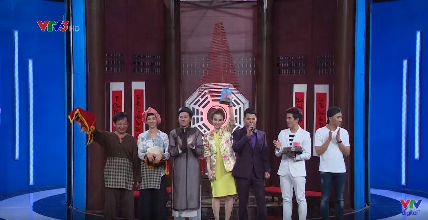 Ơn giời, cậu đây rồi tập 1: Angela Phương Trinh xuất sắc đoạt cúp đặc biệt 4