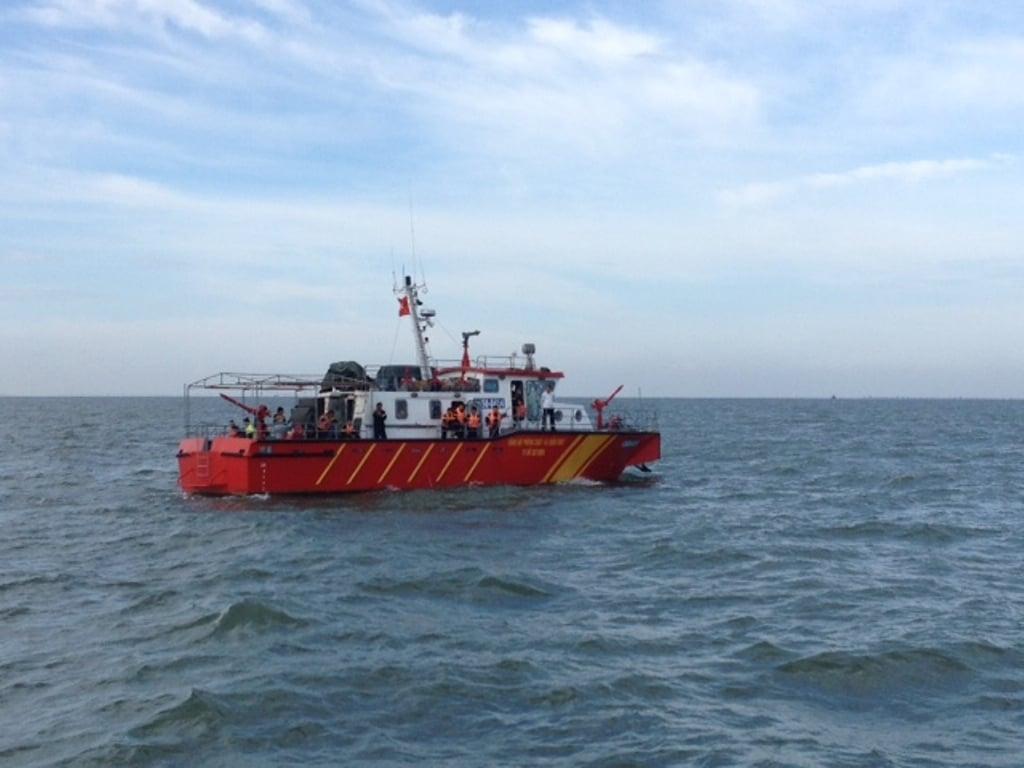 Chìm tàu Hoàng Phúc 4 người mất tích: Tìm thấy 3 thi thể thuyền viên (cập nhật) 1