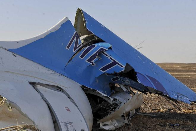 Đã tìm thấy cả hai hộp đen máy bay Nga rơi ở Ai Cập 3