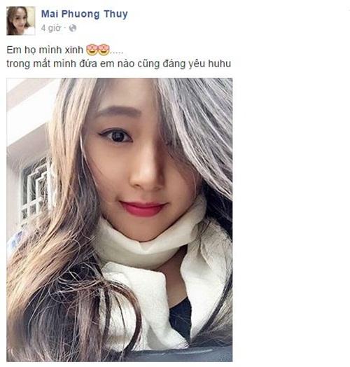 Facebook sao Việt: Ngọc Trinh lặng lẽ, suy tư viếng mộ mẹ 5