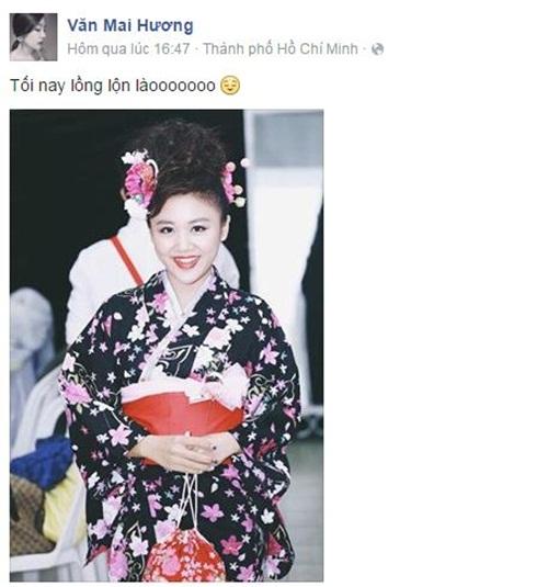 Facebook sao Việt: Ngọc Trinh lặng lẽ, suy tư viếng mộ mẹ 9