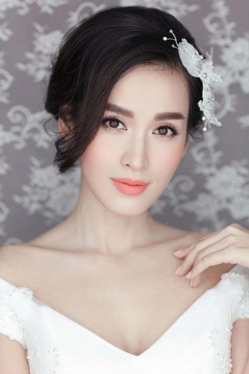 Tú Vi khoe ảnh cưới đẹp ngỡ ngàng trước hôn lễ 3