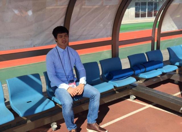 Công Phượng không muốn ngồi dự bị ở CLB Mito Hollyhock 1