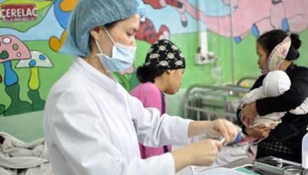 Dịch bạch hầu có nguy cơ lây lan sang Việt Nam 1