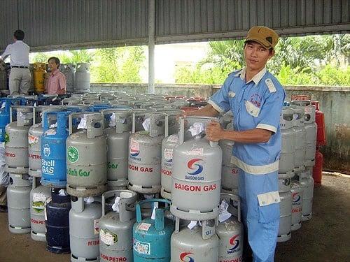 Giá gas tăng 17 nghìn đồng từ ngày hôm nay 1