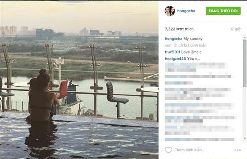 Facebook sao Việt: Hồ Ngọc Hà lặng lẽ ôm con trai giữa tâm bão dư luận 1