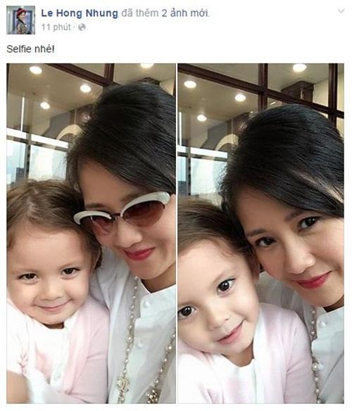 Facebook sao Việt: Hồ Ngọc Hà lặng lẽ ôm con trai giữa tâm bão dư luận 6