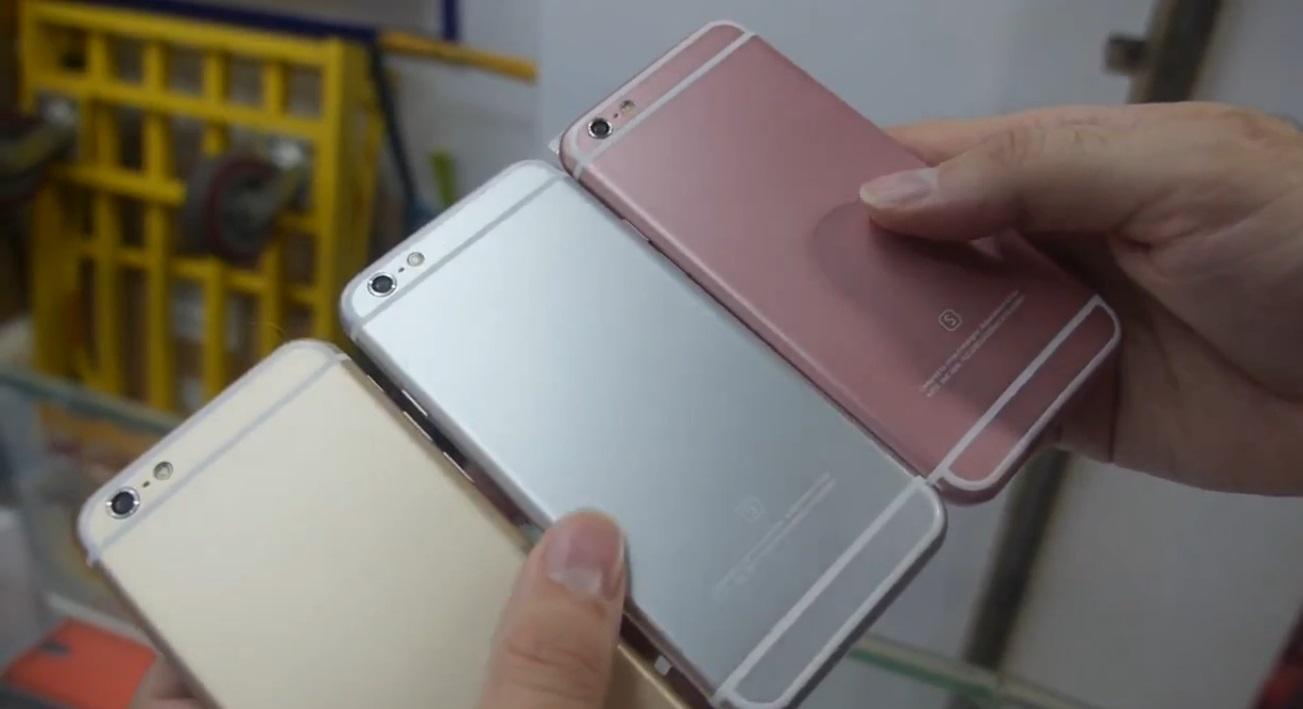 Xuất hiện iPhone 6s 'táo tàu' giá chỉ 800.000 đồng 2