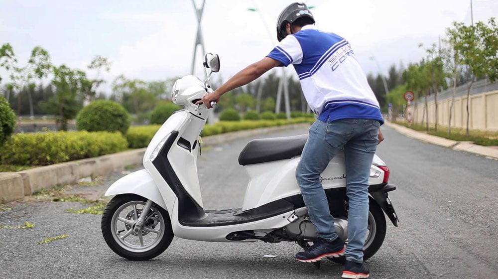 Vì sao xe máy khó khởi động khi trời lạnh? 2