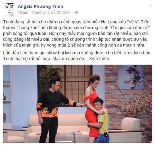 Facebook sao Việt: Hồ Ngọc Hà lặng lẽ ôm con trai giữa tâm bão dư luận 2