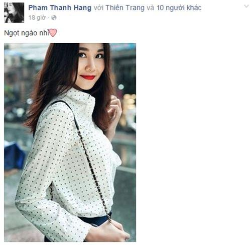 Facebook sao Việt: Hồ Ngọc Hà lặng lẽ ôm con trai giữa tâm bão dư luận 12